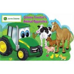 John Deere: Johnny Tractor's Animal Opposites